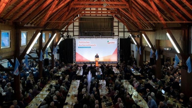 Politischer Aschermittwoch in Kirchveischede 2020